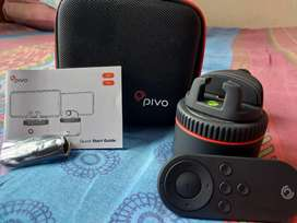 PIVO automated smartphone tripod mount with app operation