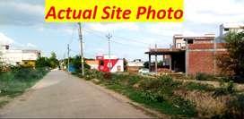 लखनऊ मे,नगर निगम में प्लाट, सैनिक स्कूल केसामने सरोजनीनगर कानपुर रोड