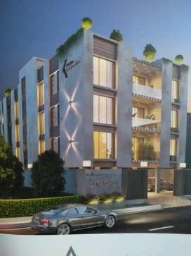 Brand new 3bhk apartments sale at Adyar, Indira nagar. Posh location