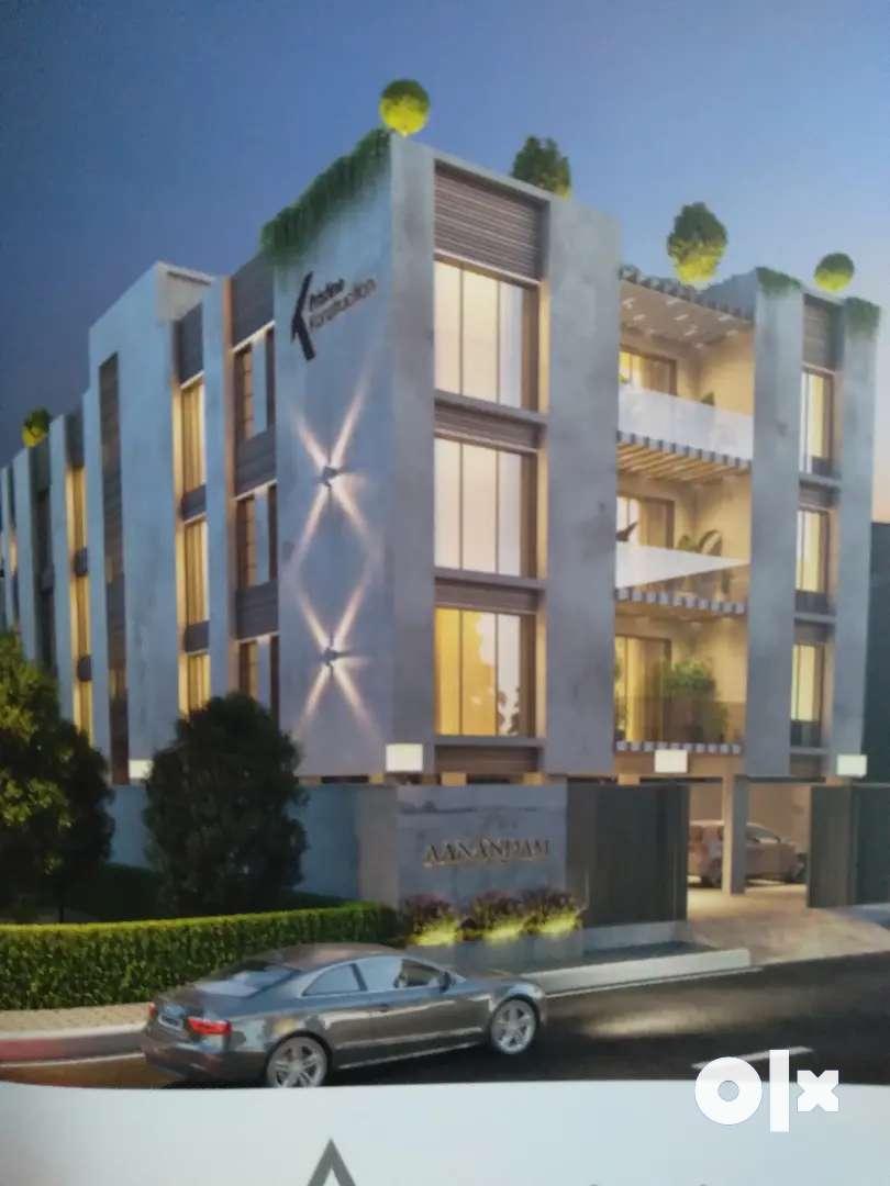 Brand new 3bhk apartments sale at Adyar, Indira nagar. Posh location 0