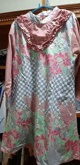 Baju batik cantik.