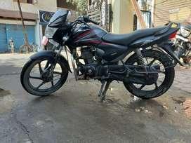 Honda CB Shine 2012