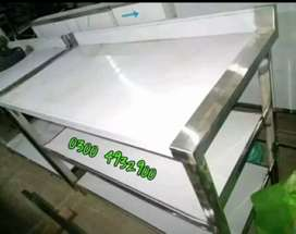 Working Tabl 2by4 fts pure ss