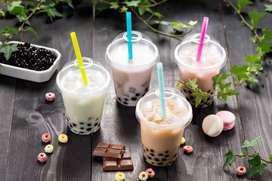Supplier bubuk ice blend kekinian halal dan chatramue thailand BPOM