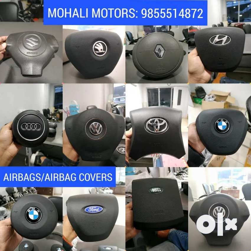 Airbags and airbag cover's 0