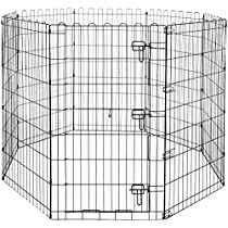 Dog playpen crate