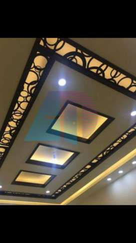 Roof Ceiling And Decoration Work
