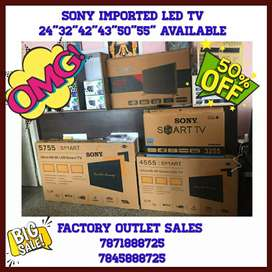 BRAND NEW SONY IMPORTED LED TV MEGA DISCOUNT SALES UPTO 55% DISCOUNT