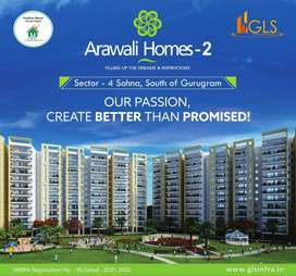 3BHK flat in just 23.57 Lakh on Sohna Road Gurgaon