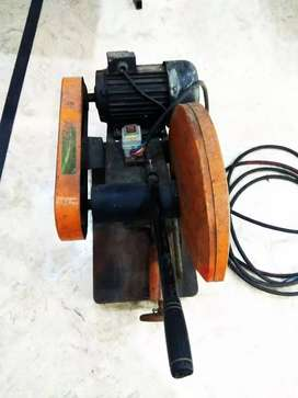 3 phase power cutter bench cutter with motor