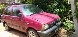 Maruthi 800 Fully customised Car