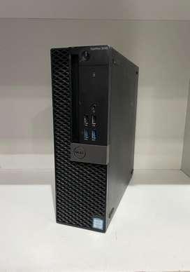 DELL i5 6th Generation CPU - 8 Gb Ram - 120 Gb SSD + 1 Tb Hard Disk