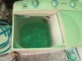 Samsung 7ltr fully working washing machine