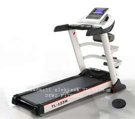 Alat fitness - Treadmill elektrik - TL 123M