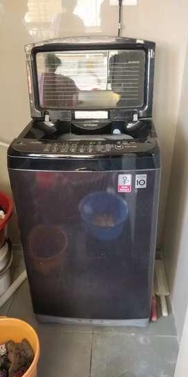 8 kg LG Washing Machines