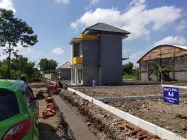 Kapling Perumahan Klaten Kota SHM Pecah: Akses Aspal 7 Meter