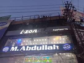 Signboard,Repair,Fixing,Fitting,Fitter,Complaint,Labour,Installation,