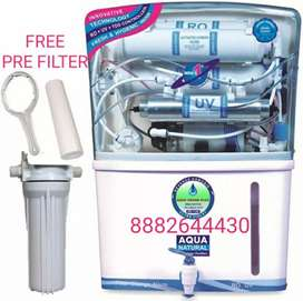 Branded AQUAFRESH RO+UV+UF with Minerals and Water Purifiers offer