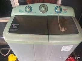 Jual mesin cuci sanken 2tabung 8.5kg