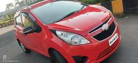 Chevrolet Beat LS Petrol, 2013, Petrol