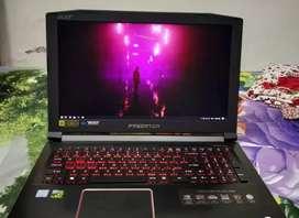 Gud Acer predator Helios 300 Core i5 processor all options