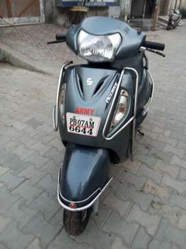 Access 125cc 2013 model showrrom condition