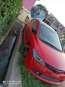 Honda Civic 2006 Petrol 98000 Km Driven