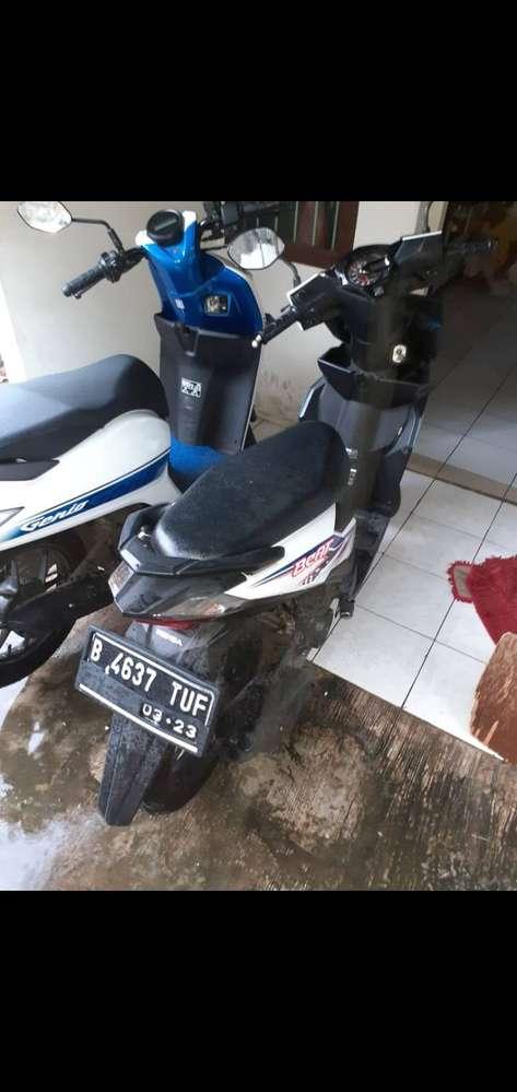 Jual Motor Honda  Beat tahun 2018