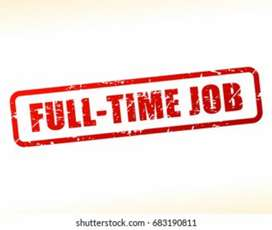 Vacancies for freshers for full time work