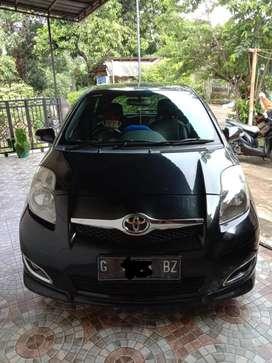 Jual Toyota Yaris S 2010 Manual