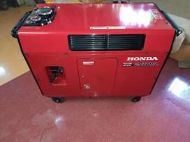 HONDA Generator EXĶ2800 SELFSTART VERY LESS USED FOR SALE IN THRISSUR