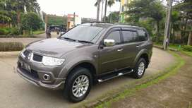 Pajero exceed limited 2013