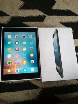 Ipad mini 64GB wifi cell
