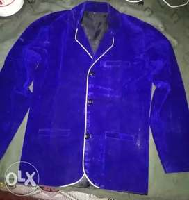 Purple Zip-up Jacket