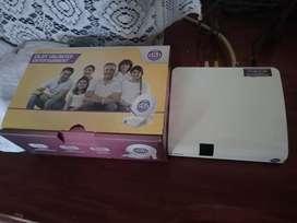 Set up box  d2h