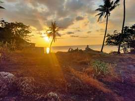 Tanah Tepi Pantai CANTIK & LUAS, Kota Kupang