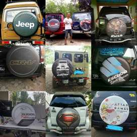Toyota Rush/Terios/Panther/CRV/Cover/Sarung Ban Best Design#Guizeppe M