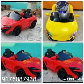 Kids driving battery operated car bikes and jeeps at offer price