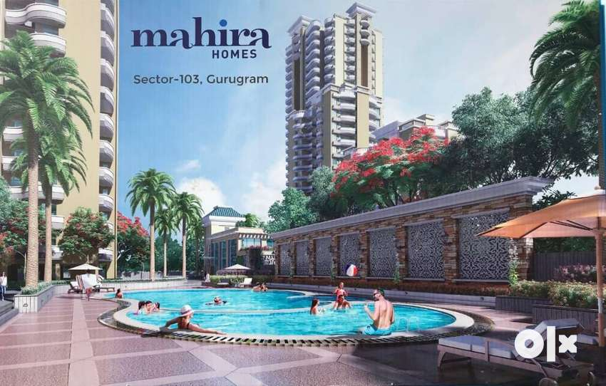 Mahira Homes 2BHK On Dwarka Expressway at 23.30 Lac* 0