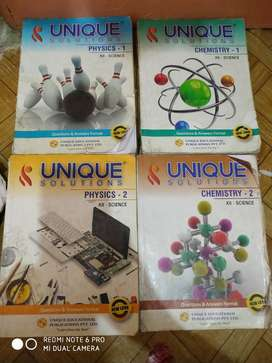 12th(HSC) unique solutions