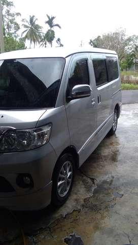Jual Murah Daihatsu Luxio 1.5 XM/T MULUS Medan