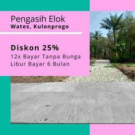Cukup Inves Tanah di Kulonprogo, BONUS Asuransi Kesehatan Senilai 3 M