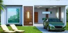 3 BHK independent houses in 38 Lakhs (Limited houses)
