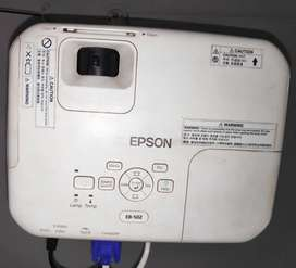 15,000/- Epson EB S02 Business Projector with 2600 Lumens