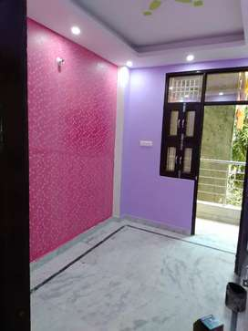 Two bhk for sale near metro delhi