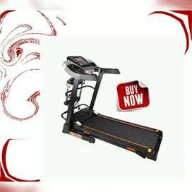 Peralatan olahraga terlengkap treadmill elektrik i5/ home gym
