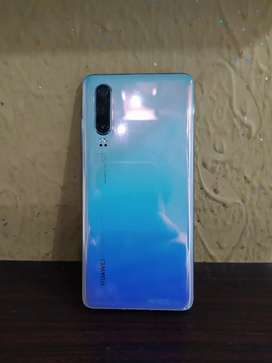 Huawei p30 New condition
