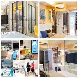 Apartemen mewah kota mandiri smart home system