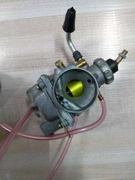 New carburator Rx 135 & 100