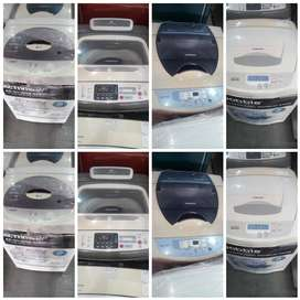FULLY AUTOMATIC WASHING MACHINE WITH WARRANTY+DELIVERY+INSTALLATION